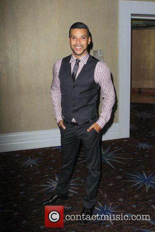 Wilson Cruz and Beverly Hilton Hotel 7