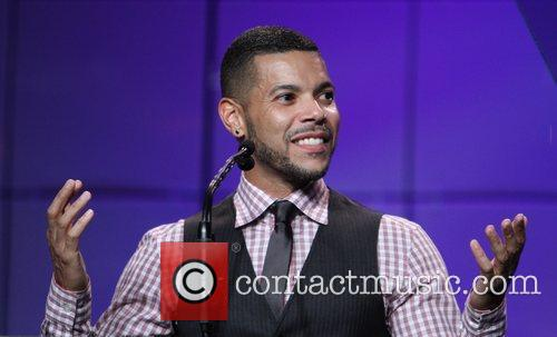 Wilson Cruz and Beverly Hilton Hotel 1