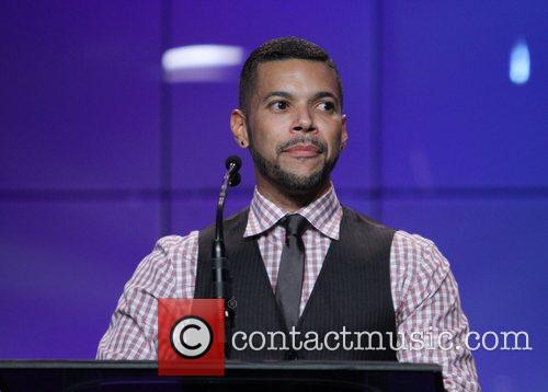 Wilson Cruz and Beverly Hilton Hotel 8