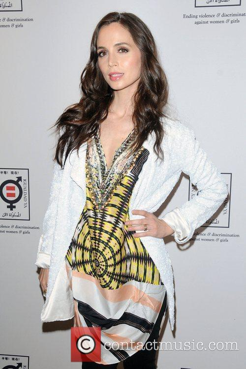 eliza dushku attending the equality now 20th 3837075