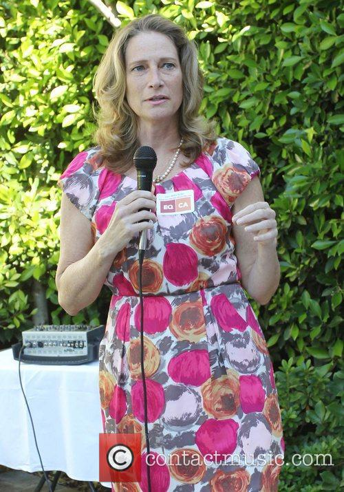 Assembly member Betsy Butler Equality of California Awards...