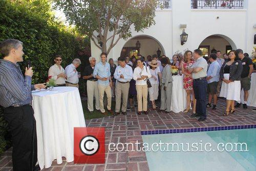 Equality of California Awards Kick-Off Garden Party held...
