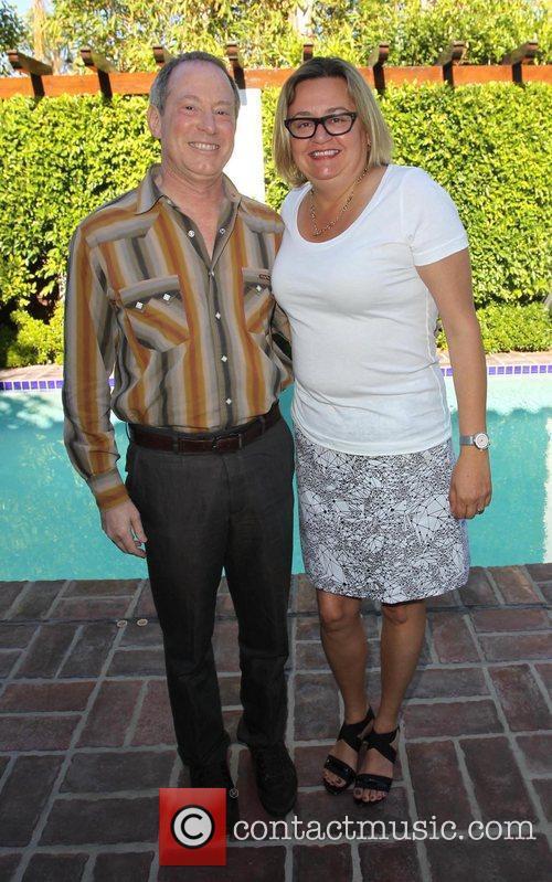 Cary Davidson, Clarissa Filgioun Equality of California Awards...