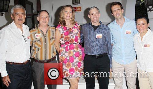 EQCA Board Members Equality of California Awards Kick-Off...