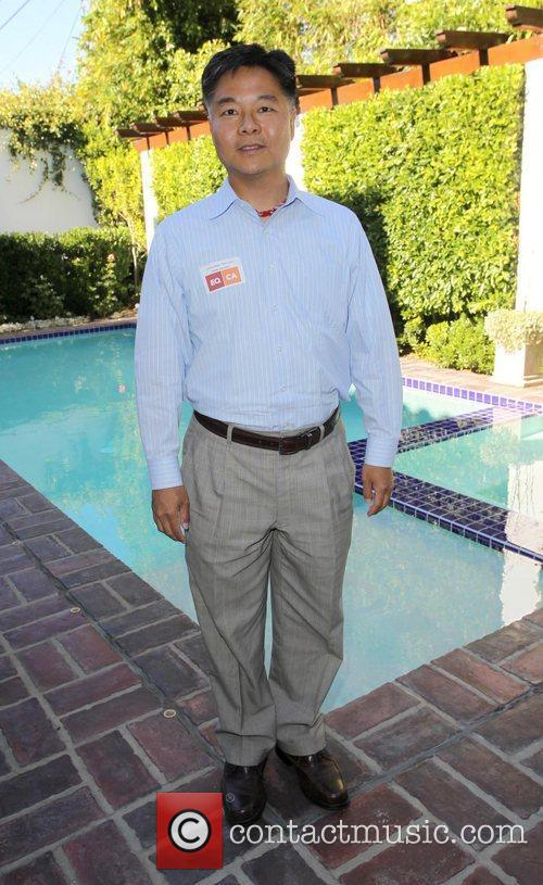 Senator Ted Lieu Equality of California Awards Kick-Off...