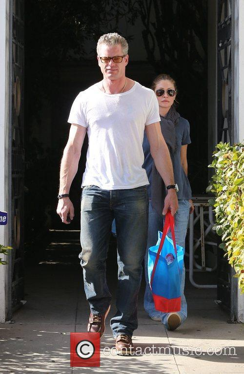 Eric Dane, Rebecca Gayheart and West Hollywood 3