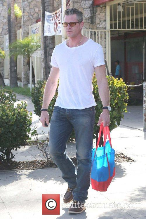 Eric Dane and West Hollywood 1