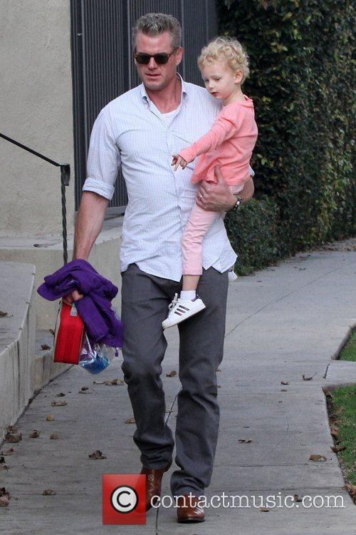 Eric Dane and Billie 5
