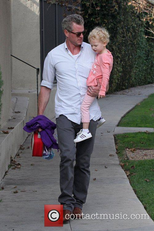 Eric Dane and Billie 7