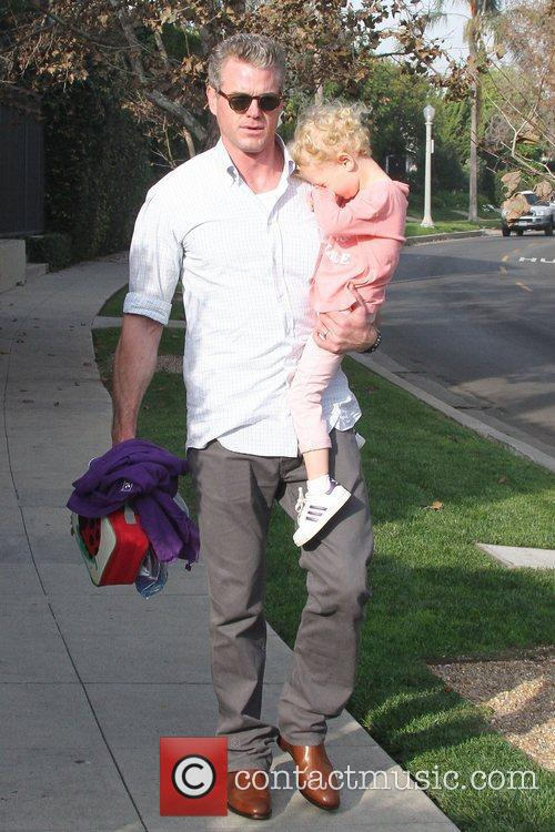 Eric Dane and Billie 6