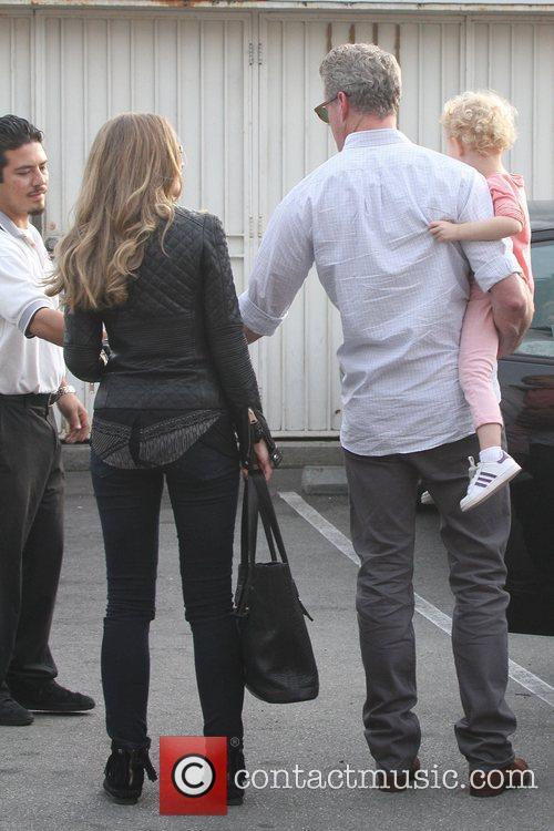 Eric Dane, Rebecca Gayheart, Billie