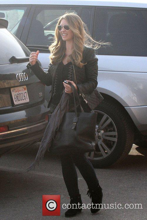 Rebecca Gayheart seen out and about. Los Angeles,...
