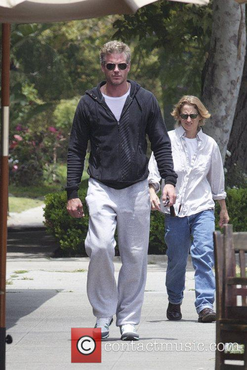 Eric Dane out and about in West Hollywood...