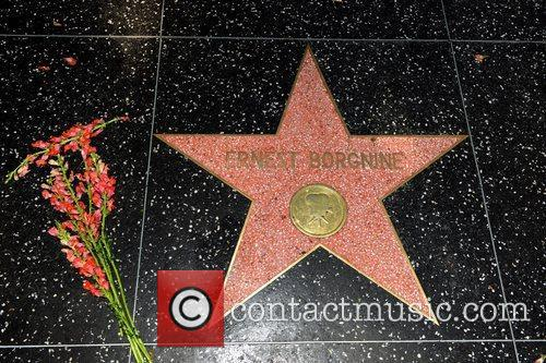 Ernest Borgnine and Walk Of Fame 3