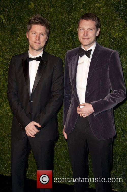 Christopher Bailey and London Theatre Awards 1