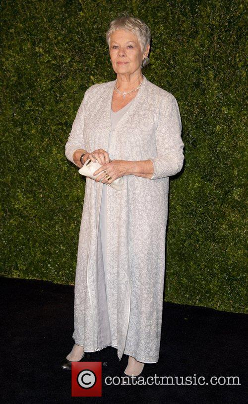 Dame Judi Dench and London Evening Standard Theatre Awards 3
