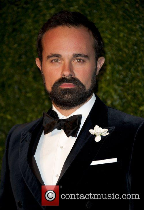 Evgeny Lebedev and London Evening Standard Theatre Awards 1