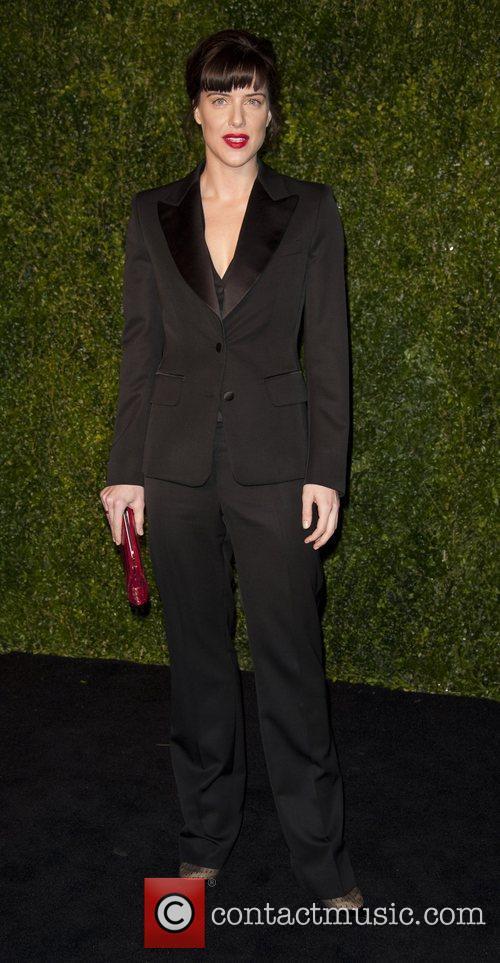 Michelle Ryan London Evening Standard Theatre Awards held...