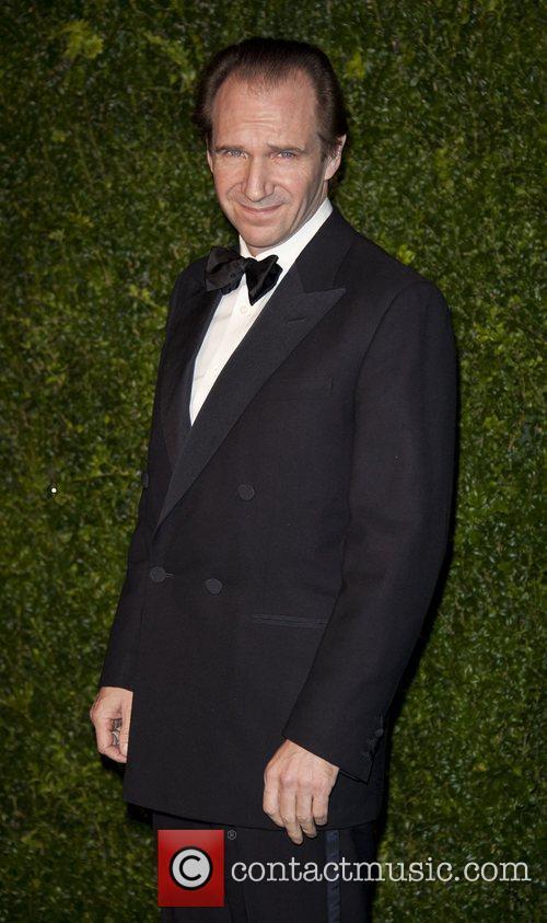 Ralph Fiennes London Evening Standard Theatre Awards held...