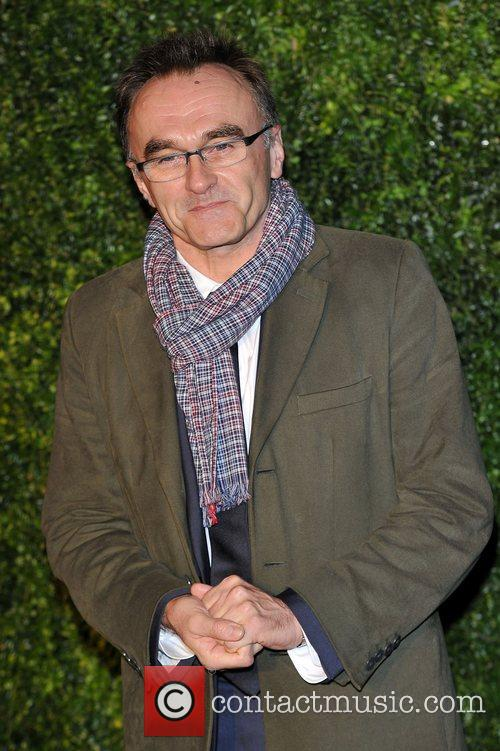Danny Boyle and London Evening Standard Theatre Awards 2