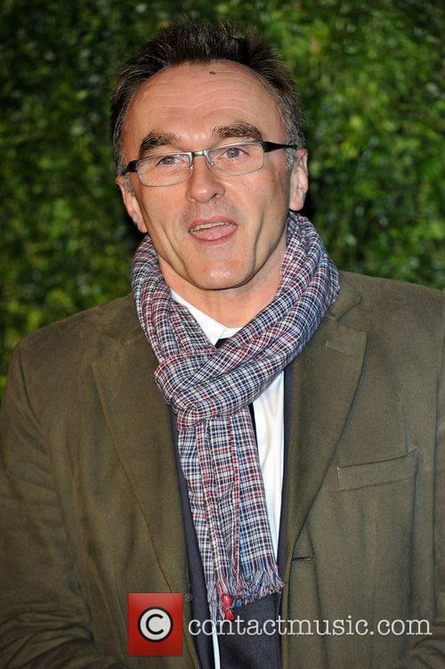 Danny Boyle and London Evening Standard Theatre Awards 1