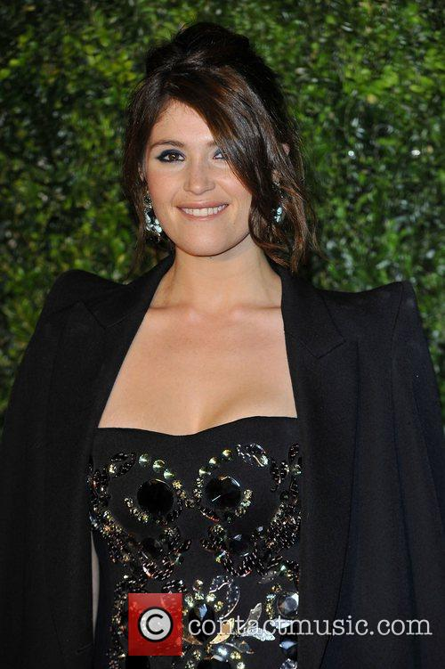 Gemma Arterton and London Evening Standard Theatre Awards 4