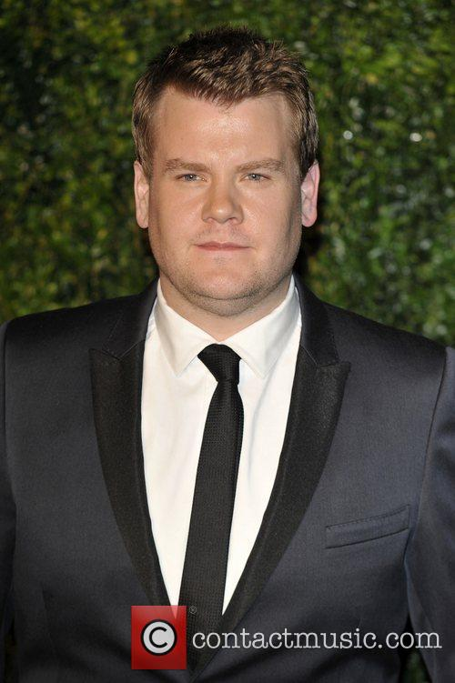james corden at the london evening standard 4185843