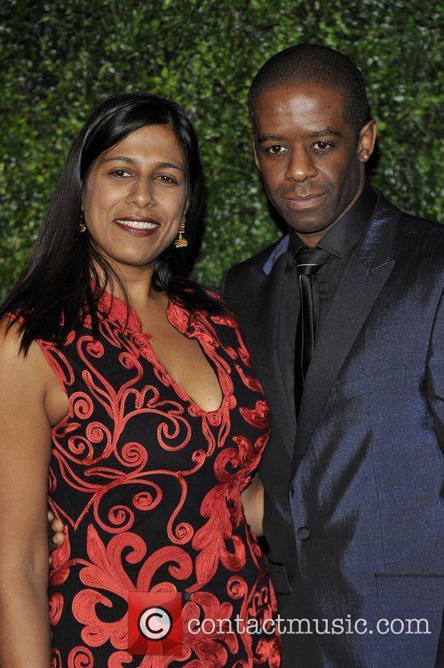 Adrian Lester and Lolita Chakrabarti 9