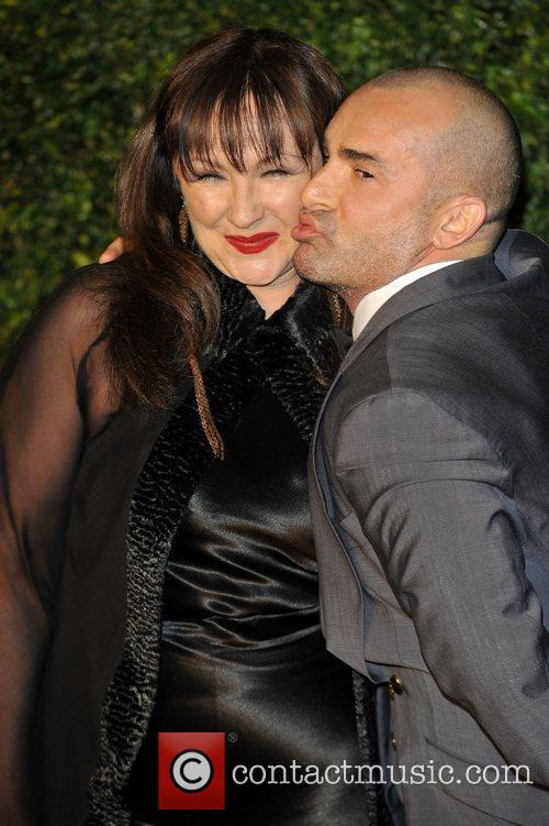 Louie Spence,  at the London Evening Standard...