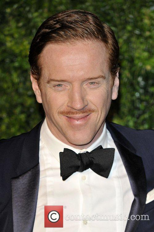Damian Lewis and London Evening Standard Theatre Awards 2