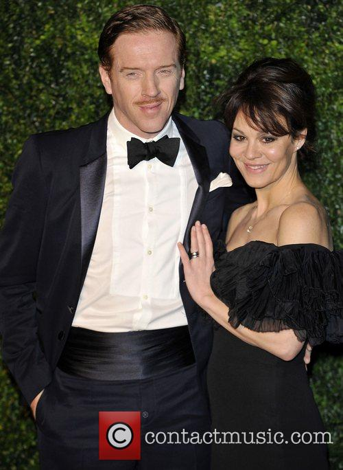 Helen McCrory and Damian Lewis 1
