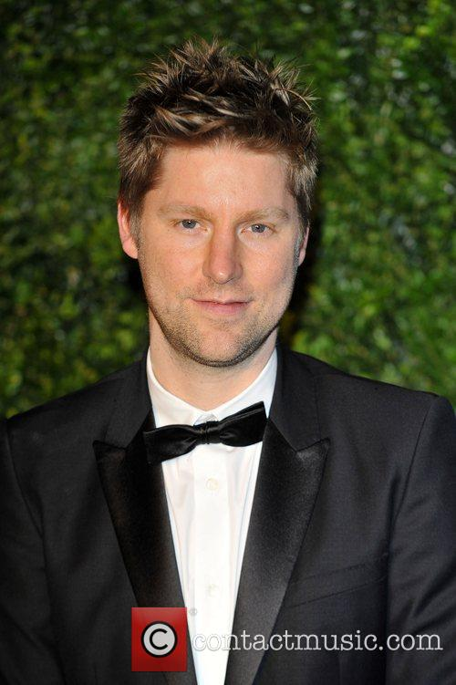 Christopher Bailey and London Evening Standard Theatre Awards 2