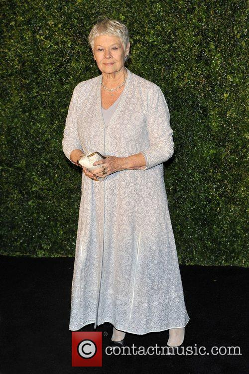 Dame Judy Dench,  at the London Evening...