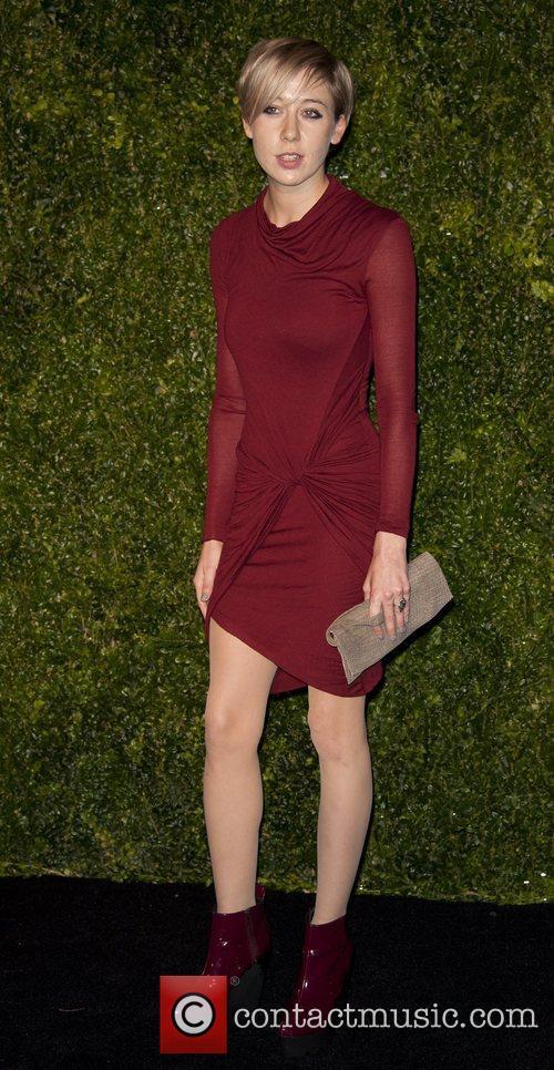 Polly Stenham London Evening Standard Theatre Awards held...