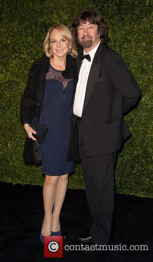 Sir Trevor Nunn London Evening Standard Theatre Awards...