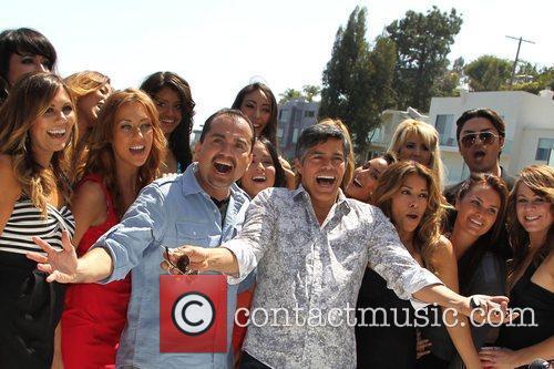 Esai Morales Esai Morales hosts Bebe 2012 Summer...