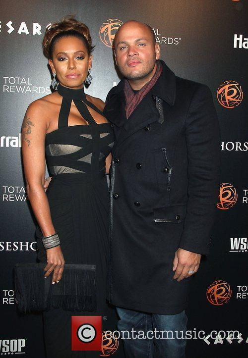 Mel B, Stephen Belafonte and Gotham Hall 2