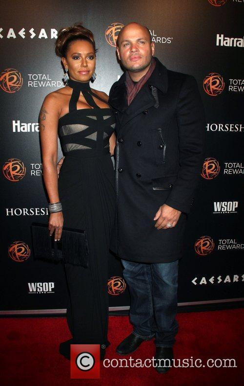 Mel B, Stephen Belafonte and Gotham Hall 3
