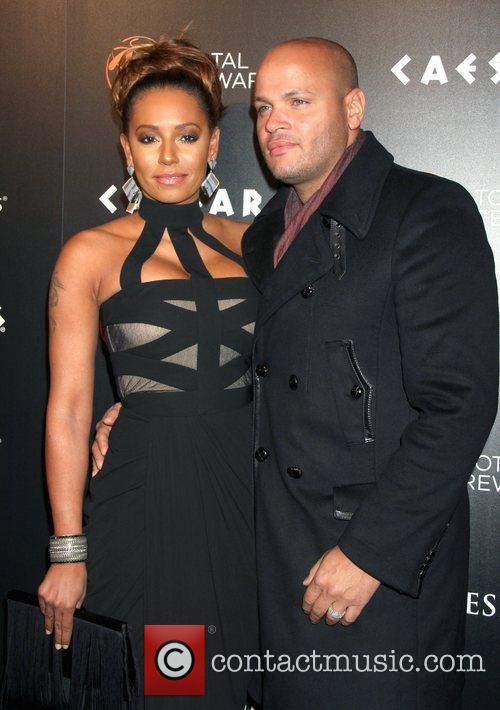 Mel B, Stephen Belafonte and Gotham Hall 1