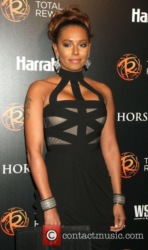 Mel B and Gotham Hall 6
