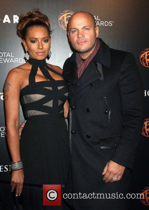 Mel B, Stephen Belafonte and Gotham Hall 4