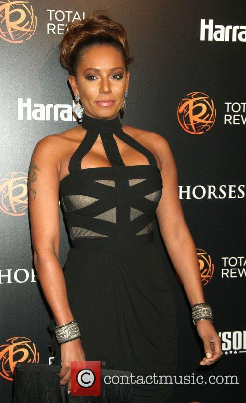 Mel B and Gotham Hall 9