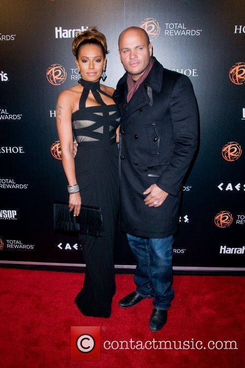 Mel B, Stephen Belafonte and Gotham Hall 10