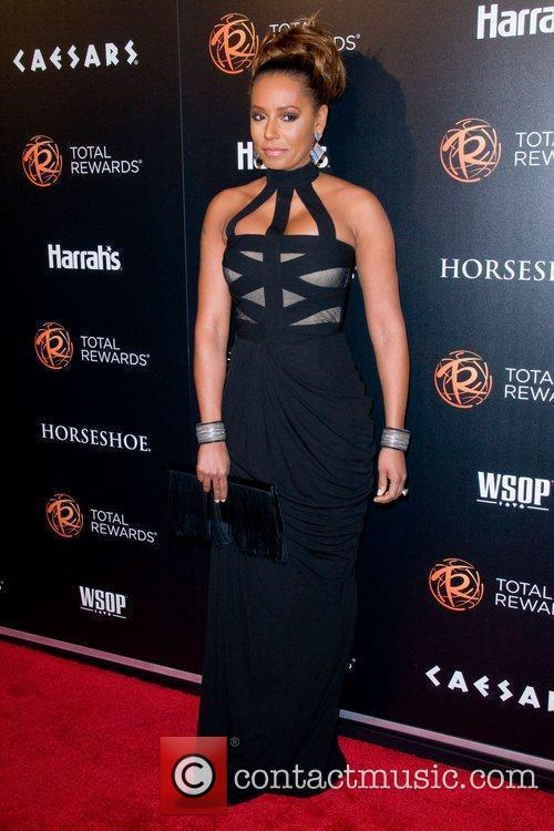 Mel B and Gotham Hall 11