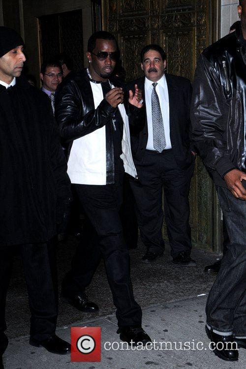 Sean Combs and Gotham Hall 4