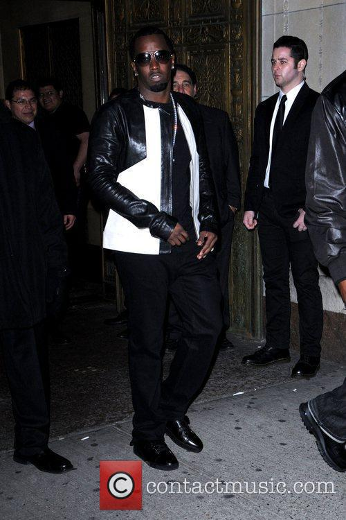 Sean Combs, Nick Cannon and Gotham Hall 2