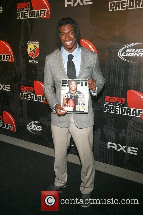 Robert Griffin III ESPN The Magazine Presents the...