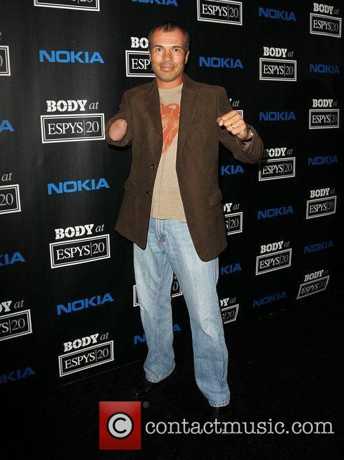Baxter Humby ESPN 'Body Issue' Celebration Party held...