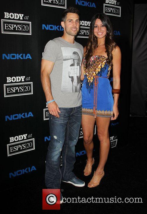 Carlos Bocanegra ESPN 'Body Issue' Celebration Party held...
