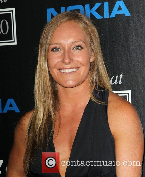 Jamie Anderson ESPN 'Body Issue' Celebration Party held...